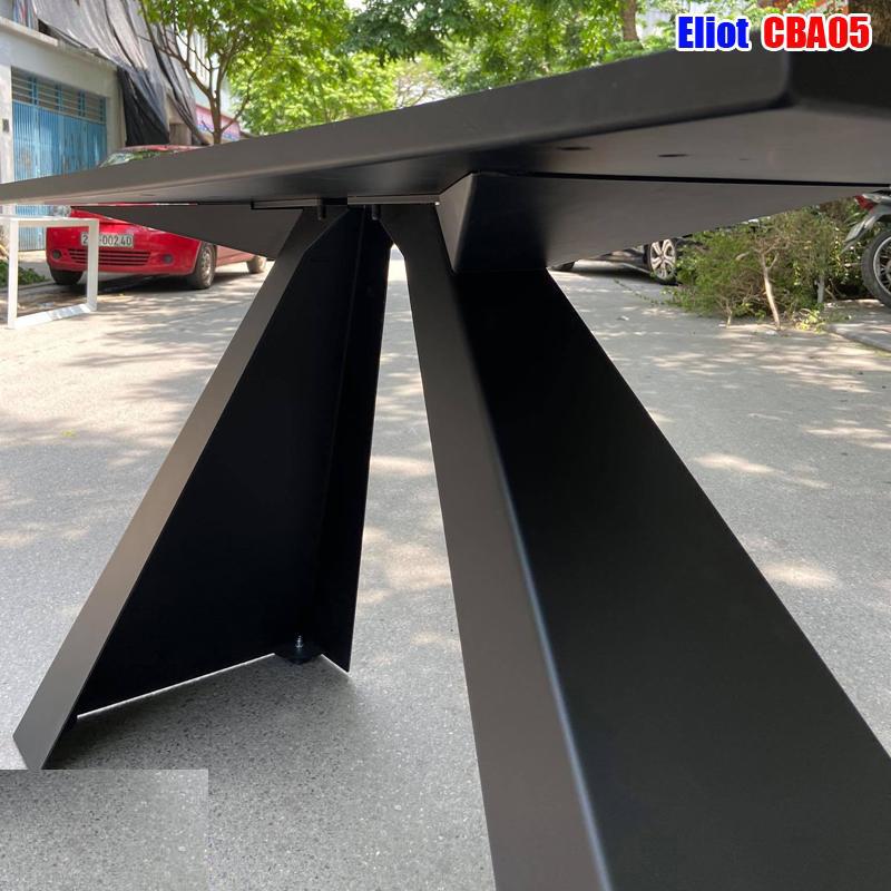 thiết kế Chân Bàn Ăn Sắt ELIOT CBA05